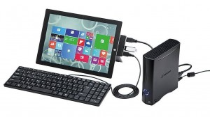 USB Hub 3.0 With Optional External Power Supply By Juiced Systems